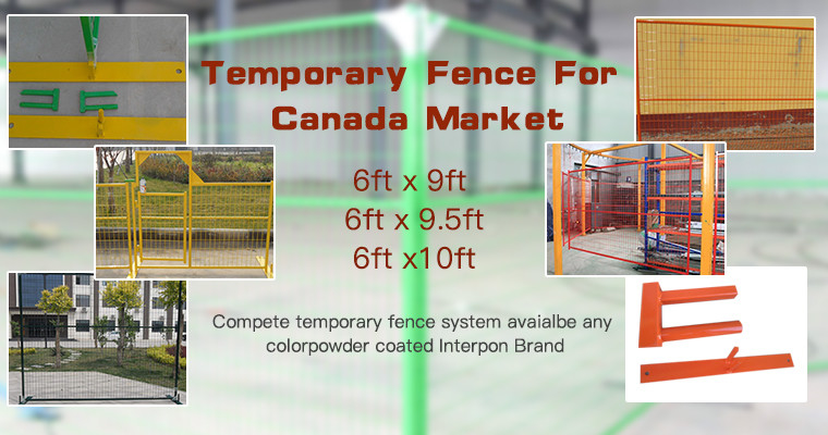 Canadan Temporary Fence