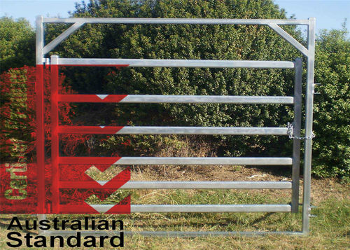 Cattle yard equipment