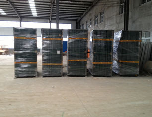 Double beam Mesh Fence 868 Twin Wire Rigid Mesh Panels