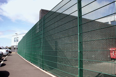 Weld Twin Wire Fence Manufactures, 858, 656 Double Wire Fence Made In China High Quality