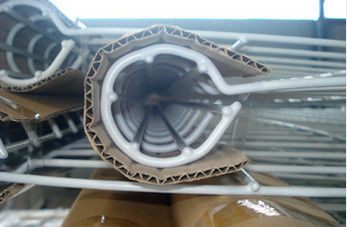China PVC Coated Double Loop Wire Fence factory