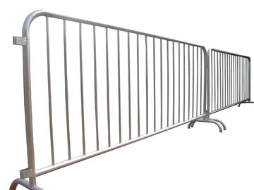 Good Quality Chain Link Fence & Hot Dipped Galvanized Crowd Control Barriers For Sale ,Availalbe any Size Customized on sale