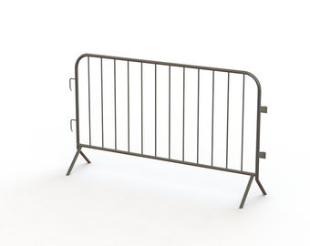 Good Quality Chain Link Fence & Frame Feet Crowd Control Barriers Manufacturer on sale