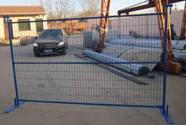 China Temporary Construction Temporary Fencing For Canada Market factory
