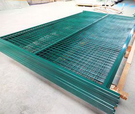 Canada Temporary Fencing Made In China ,high Quality Q235 Steel