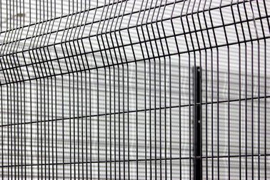 Good Quality Chain Link Fence & china supplier anti climb prison 358 fence / high security fence / 358 fence on sale