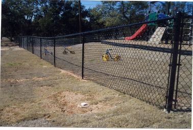 China Cheap Chain Link Fence Prices for decorative garden fence factory