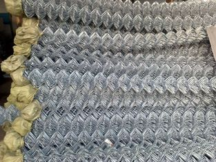 Good Quality Chain Link Fence & High Security PVC Coated Galvanized Chain Link Fence on sale