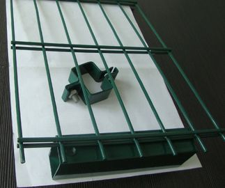 Good Quality Chain Link Fence & Double wire mesh fence/Pvc coated twin wire 868 fence panel/welded wire mesh fence on sale