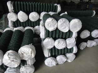 Good Quality Wire Mesh Fence & chain link fence extensions high quality chain wire panel fencing diamond mesh netting cloth Rhombic Mesh on sale
