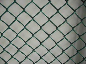 Good Quality Wire Mesh Fence & PVC Coated Chain Link Fence manufacture supply/Decorative chain Link Wire Fence on sale