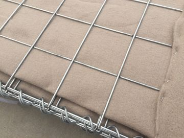 Factory supply MIL3 Hesco flood barrier, flood barriers, hesco bastion for protection fence