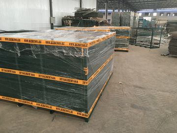 China weld mesh fence panels supplier factory