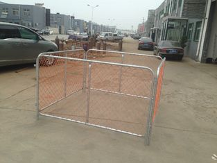 China Hot sale rubbish cage for australia market 1800mm x 1500mm x 1500mm made in china factory