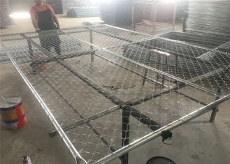 "6'x10' temporary chain link fence ,construction panels tubing 1½""(38mm) x 15.5ga/1.70mm wall thick chain mesh2¼""50mm"