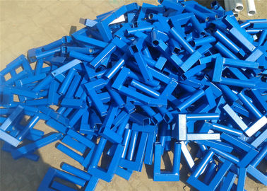 "Powder coated 200 microns thickness 8'/2430mm height 9.5'/2900mm width frame1.6""/40mmx1.5mm thick"