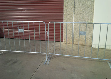China customized metal crowd control barrier, portable barricades, pedestrian barriers,china manufacturers factory