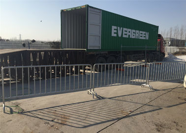 Korea Customized Crowd Control Barriers ,High Quality Made In China Top Fence