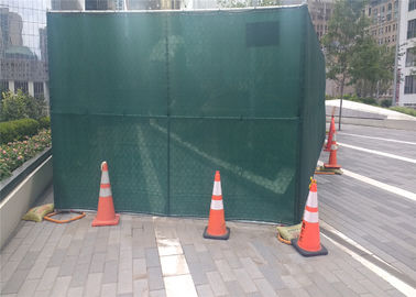 "Crowd Control Pedestrian 4'X12' USA standard Temporary Chain Link Fence Panels 1⅝""(42mm) *16GA wall Thick"