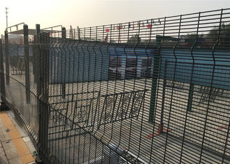 Anti Climb And Anti Cut Fence Security Airport Prison Wire Fence