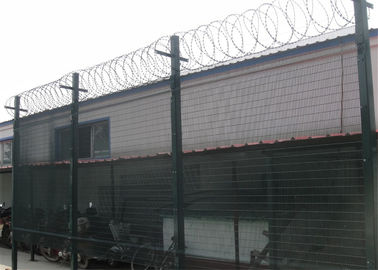visible Security Mesh Wall High Quality Anti Climb Wire Mesh