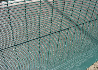 358 Welded Mesh Fence Export South African Clear Vu Wire Mesh Weld ,High Density Extremly Heavy Duty