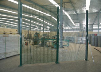 China high quality 358 security fence for sale/anti-climbing fencing(manufacture) factory
