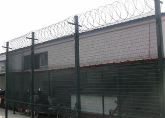 China Heavy Duty High Security 358 Anti-Climb Fence factory