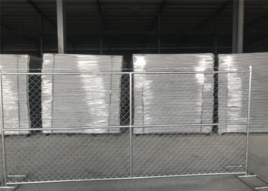 "72"" tall x 144"" width /6'x12' temporary chain link fence 1.625' tube wall thick 1.2 1.6mm and 1.8mm etc"