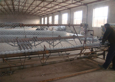 PVC Coated Chain Wire Fence For Sale