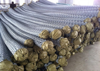 China Hot Dipped Galvanized Chain Wire Fence for sale factory