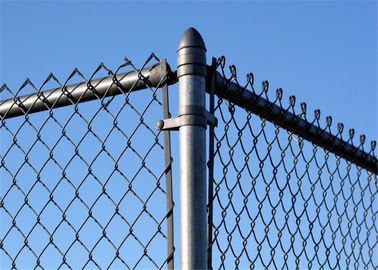 China chain wire fence gate for sale factory