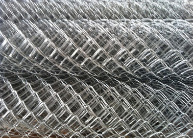 China HOT DIPPED Galvanized chain wire fencing for sale factory