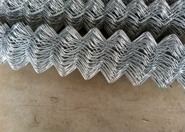 SCHOOL PLAY GROUND GALVANIZED CHAIN LINK FENCE/DIAMOND WIRE MESH/PVC COATED CHAIN LINK FENCE