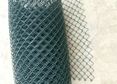 chain-link fence (also referred to as wire netting, wire-mesh fence, chain-wire fence, cyclone fence, hurricane fence, o