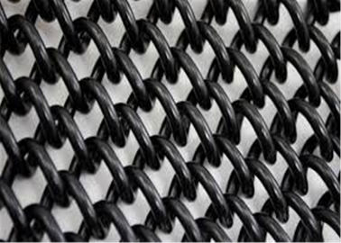 "China 3/8""X3/8"" high security  11GA/2.95mm diameter chain link mesh fabric hot dipped galvanized 366gram/sqm 8ft x 50ft factory"