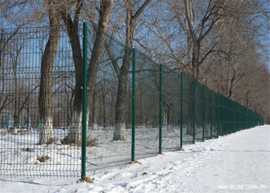 Curved 3D Mesh Fence China Manufacturer ,Made In China ,High Quality Curved Wire Fence