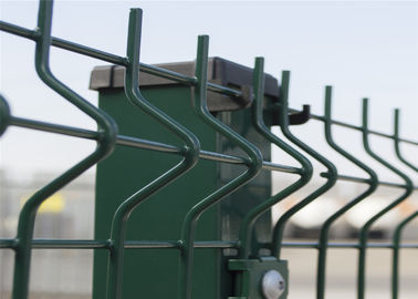 China V fold mesh fence panels 1030mm ,1230mm ,1530mm ,1730mm ,2030mm ,2230mm ,2430mm and a 2500mm width meet any circumstance factory