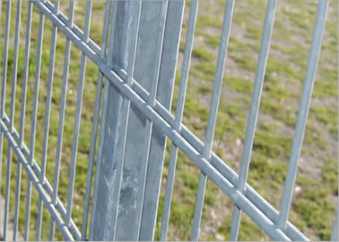 China 2030mm x 2500mm twin wire fencing height also available 1800mm ,1600mm .1400mm and 2400mm etc ,Hot Dipped Galvanized factory