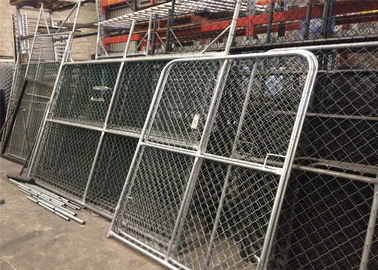 vinyl chain wire fence for sale supplier china