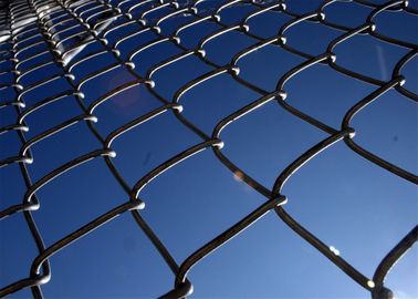 chain link fence for football field