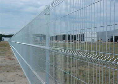 China Wire Mesh Fence Panels factory