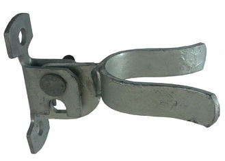 China Chain Link Fence Gates Fork Latch 1-3/8-Inch x 2-3/8-Inch, Galvanized Fork Latch, Chain Link Fitting. factory