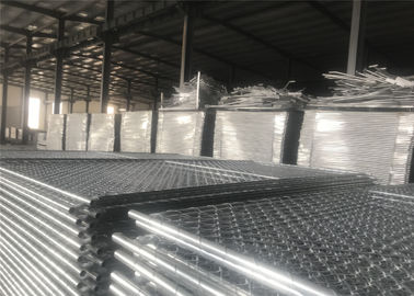 6FT X 12FT Chain Wire Temporary Construction Steel Fence