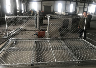 China 6'x12' temporary fence for United States and 2100mm x 2400mm temp fence panels for australia and 6'x10' powder fence factory