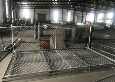 6'x12' temporary fence for United States and 2100mm x 2400mm temp fence panels for australia and 6'x10' powder fence