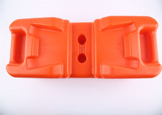 Blow Molding UV HDPE  Temp Fence Base UV 10 treated 10 year No Color Fading Water Filled Types