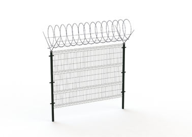 China Wire Mesh Fence gates factory