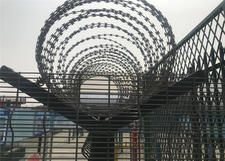 China High Security Fence galvanized 358 Fence welded wire mesh panel fencing factory