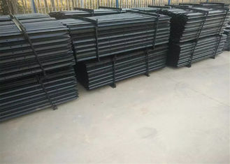 China 600mm star picket Y post for Construction Temporary Fence 2100mmx2400mm factory
